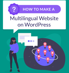 how to make a multilingual website on wordpress