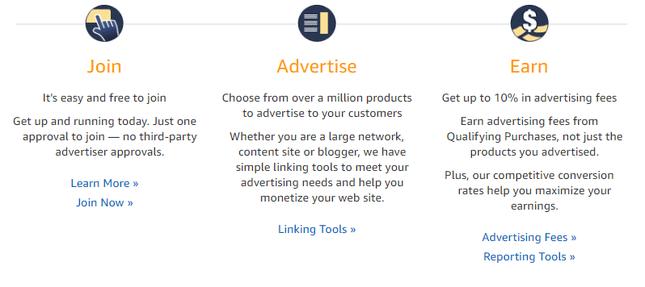 amazon affiliate marketing scheme