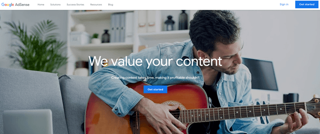how to make money on wordpress google adsense