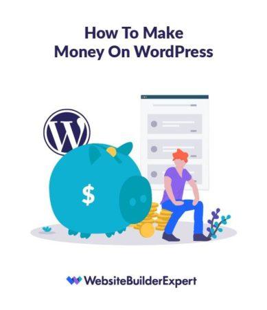 how to make money on wordpress