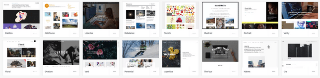 wordpress.com photography templates