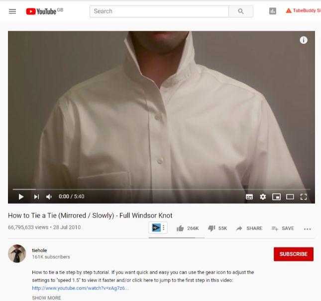 Side hustles: YouTube tutorials