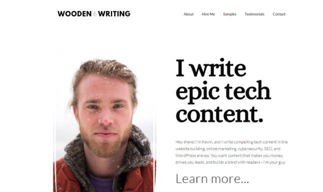 Side hustle: write freelance content