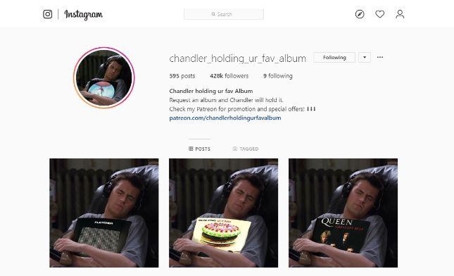 Side hustle: niche Instagram account