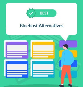 bluehost alternatives featured image