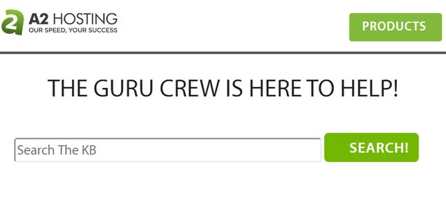 a2 hosting guru crew