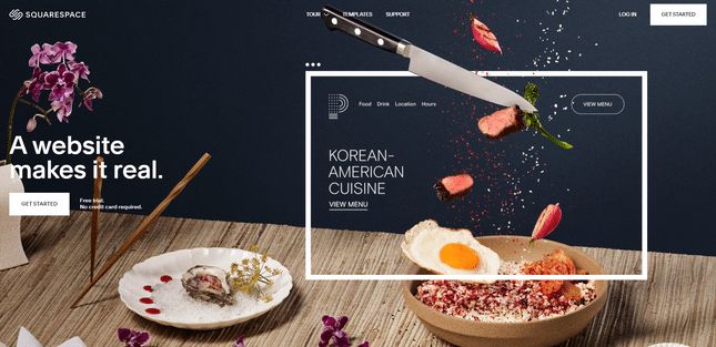 squarespace best website builder for creatives