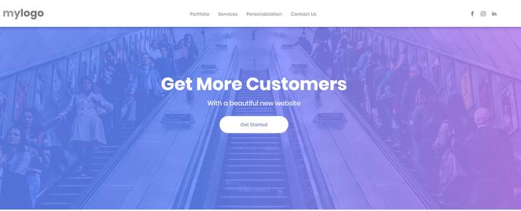 duda marketing tools lead generator