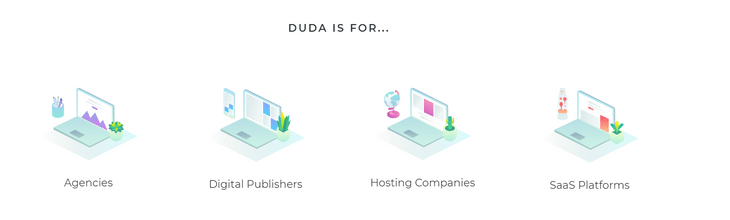 duda best for freelancers and agencies