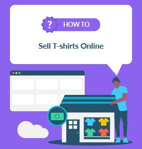 how to sell t shirts online
