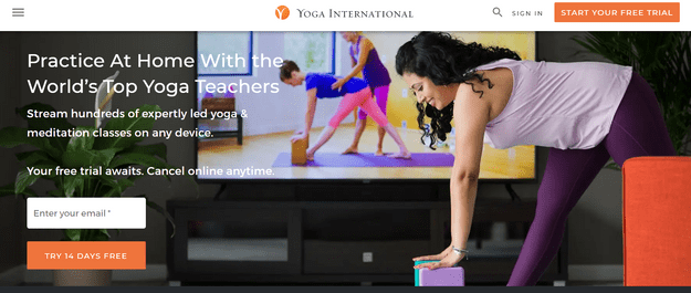 online courses yoga international