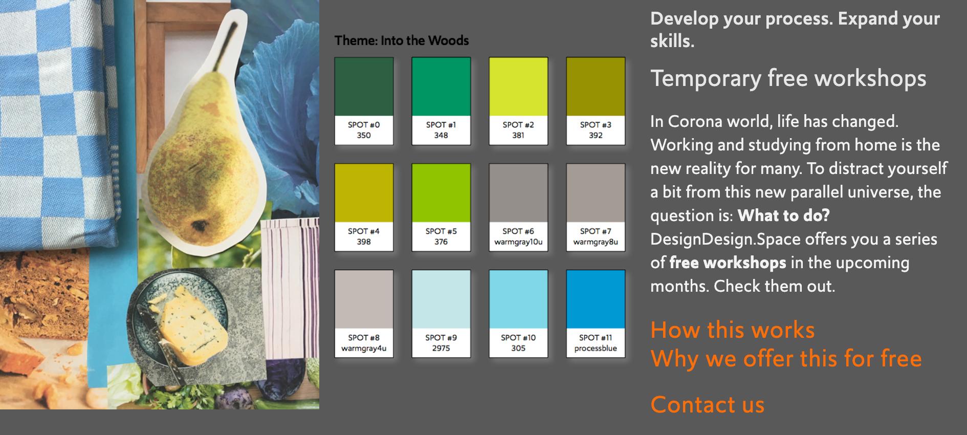 designdesignspace homepage
