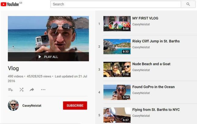 online business ideas for beginners youtube vlog