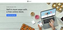 square ecommerce website builder