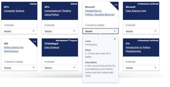 best online coding courses edx