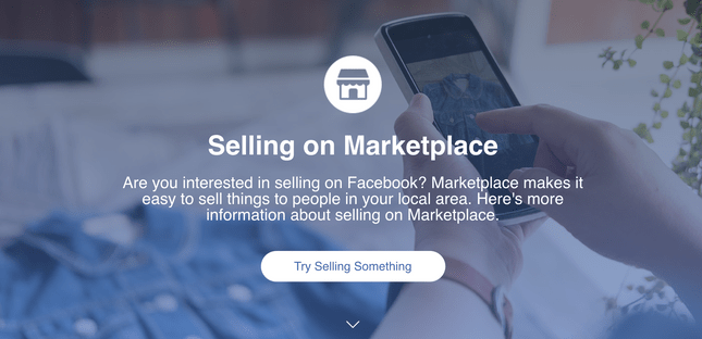 facebook marketplace home