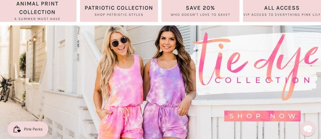 how to start an online boutique pinklily