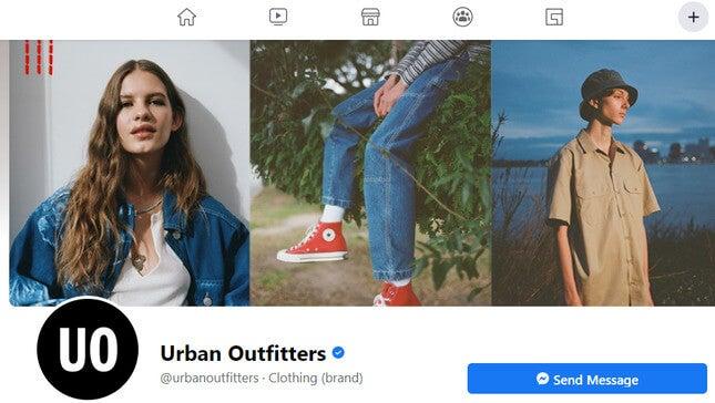 facebook store online boutique