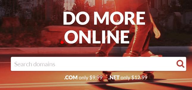 domain com home