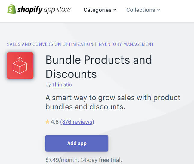 bundle products app shopify