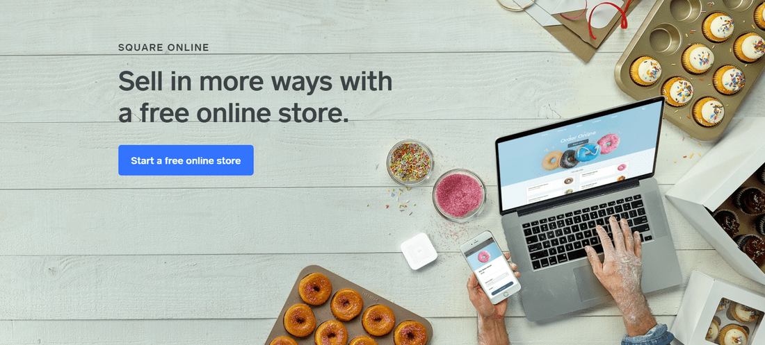 best ecommerce website builders square online