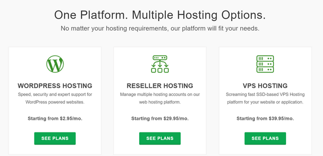 greengeeks hosting plans best small business hosting