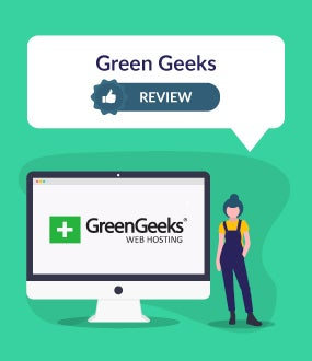 greengeeks review featured image