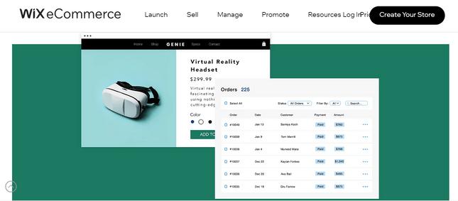 wix ecommerce inventory management