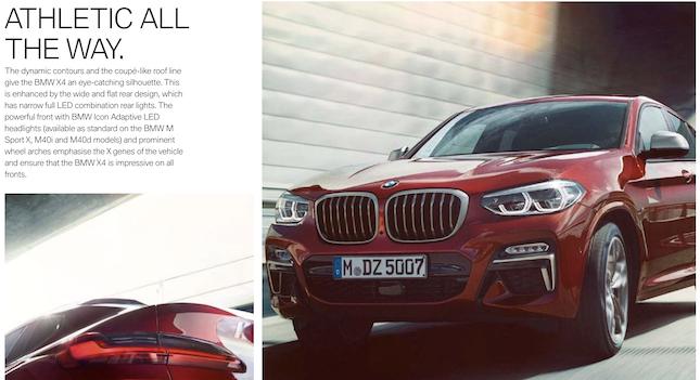 BMW Product Description