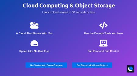 dreamhost cloud plans