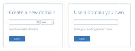 adding a domain name
