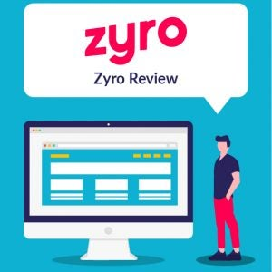 zyro review featured image