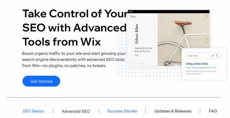 wix seo tools