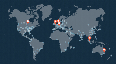data center locations