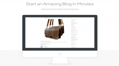 weebly blogging features