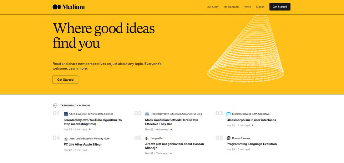 bold fonts web design medium