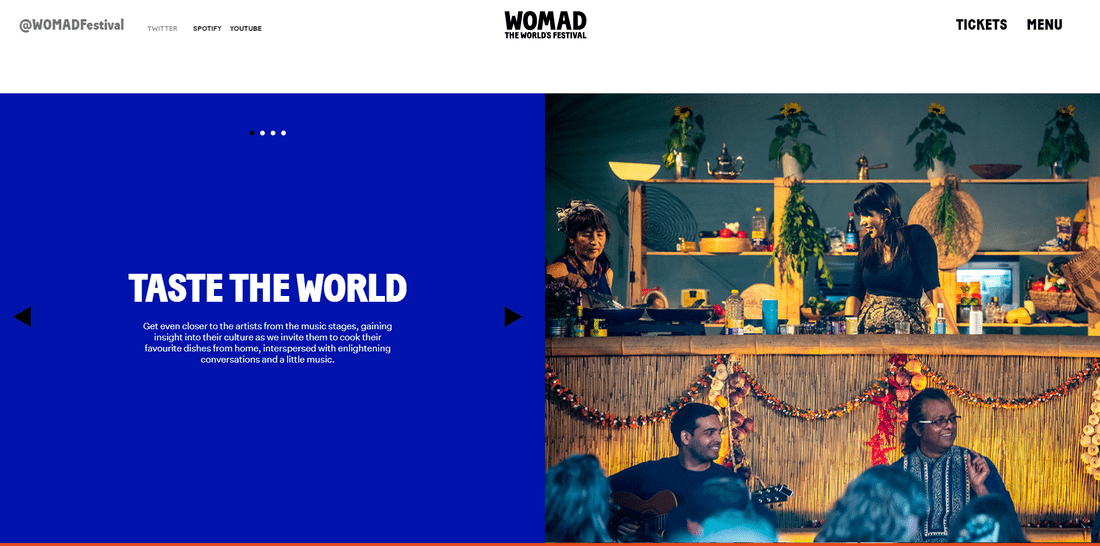 womad bold fonts web trend