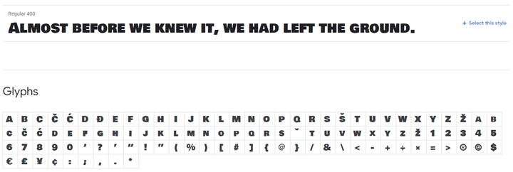 bowly one sc best website fonts
