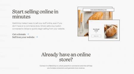 email marketing mailchimp ecommerce