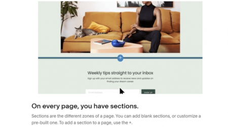 squarespace ease of use