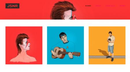 jason artist website