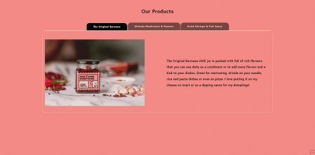 squarespace ecommerce website example