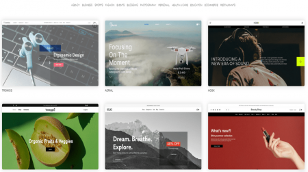 cheapest website builders ucraft portfolio templates