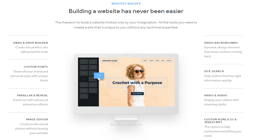 cheapest website builders weebly blog features