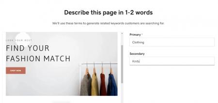 godaddy keyword optimization