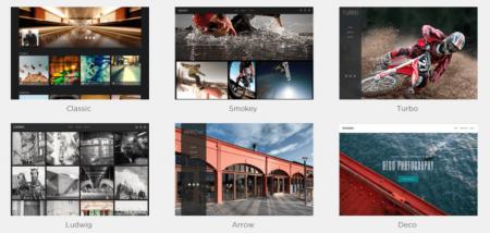 smugmug photography templates