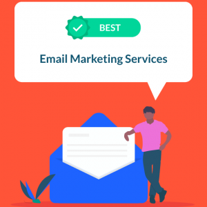 best email marketing services featured image