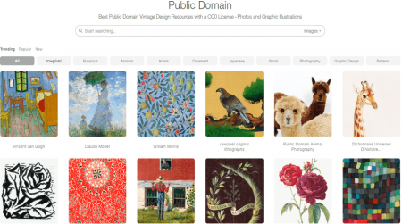 rawpixel public domain photos for websites