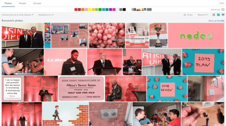 flickr search filter color pink photos for websites