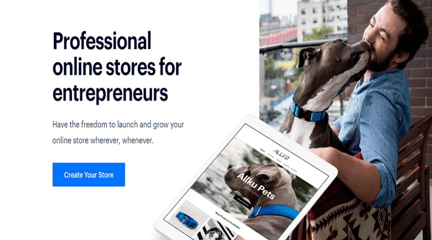 weebly ecommerce website builder homepage